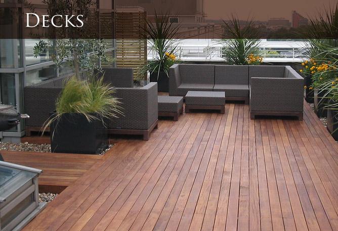 Pisos de madera pimar decks escaleras p rgolas for Deck para exteriores