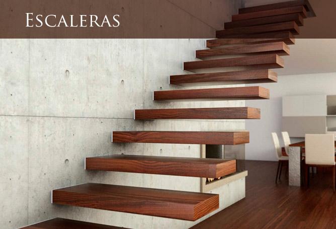 Pisos de madera pimar decks escaleras p rgolas tarugados entablonados parquets venta y - Escaleras con peldanos de madera ...